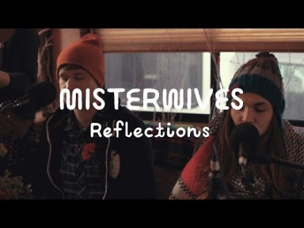 Make-up Monday: Misterwives – Reflections