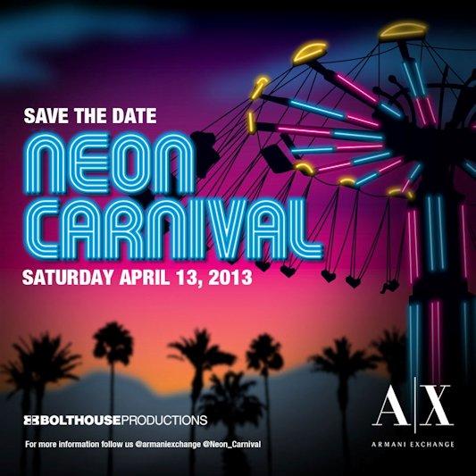 Neon Carnival 2013 - Coachella