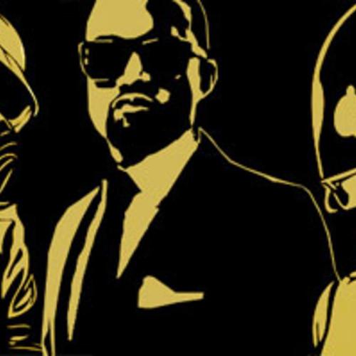 Daft-Punk-Kanye