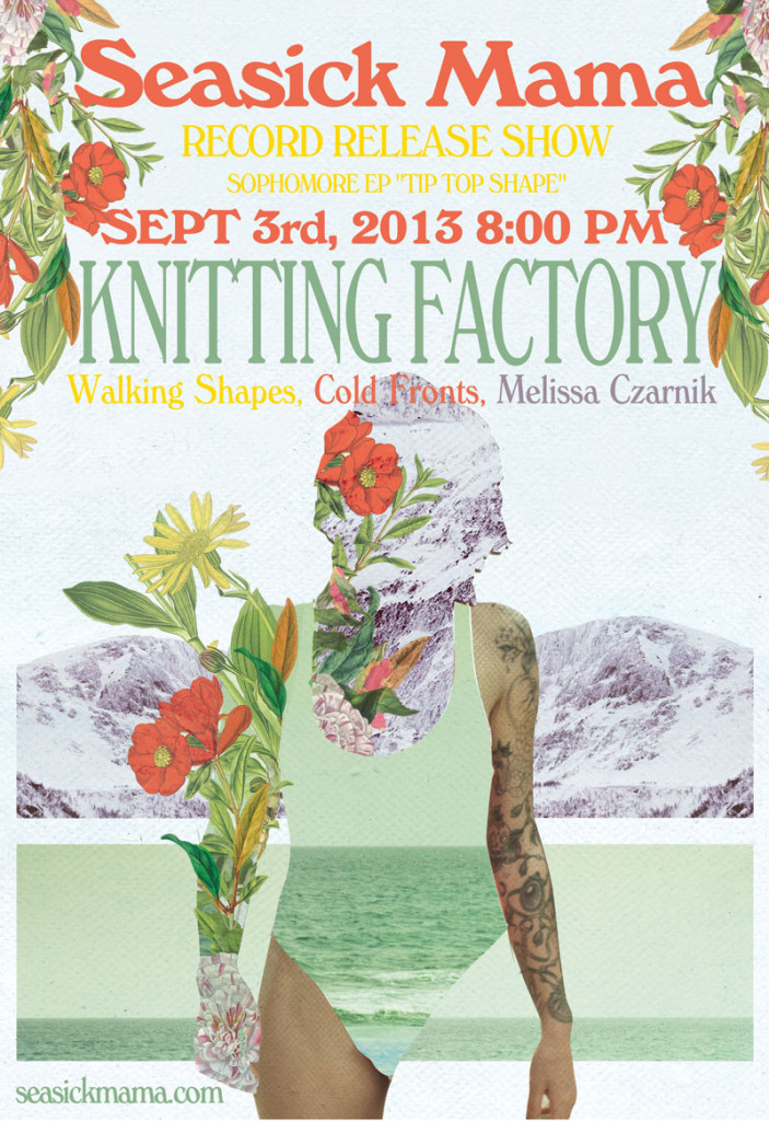 Seasick-Mama-Record-Release-Party-Knitting-Factory-September-3