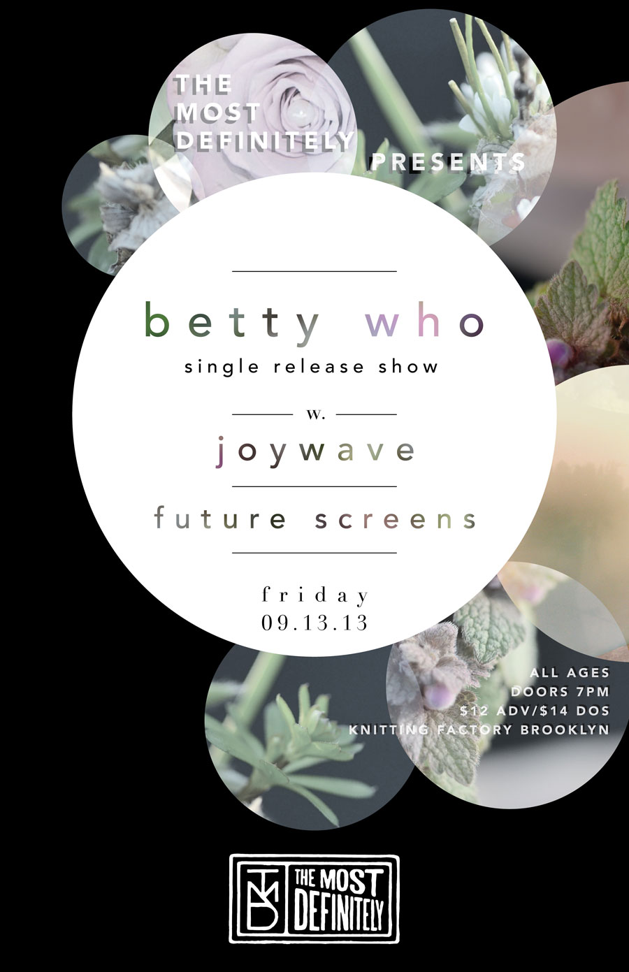 TMD-Presents-Betty-Who-Live-At-The-Knitting-Factory