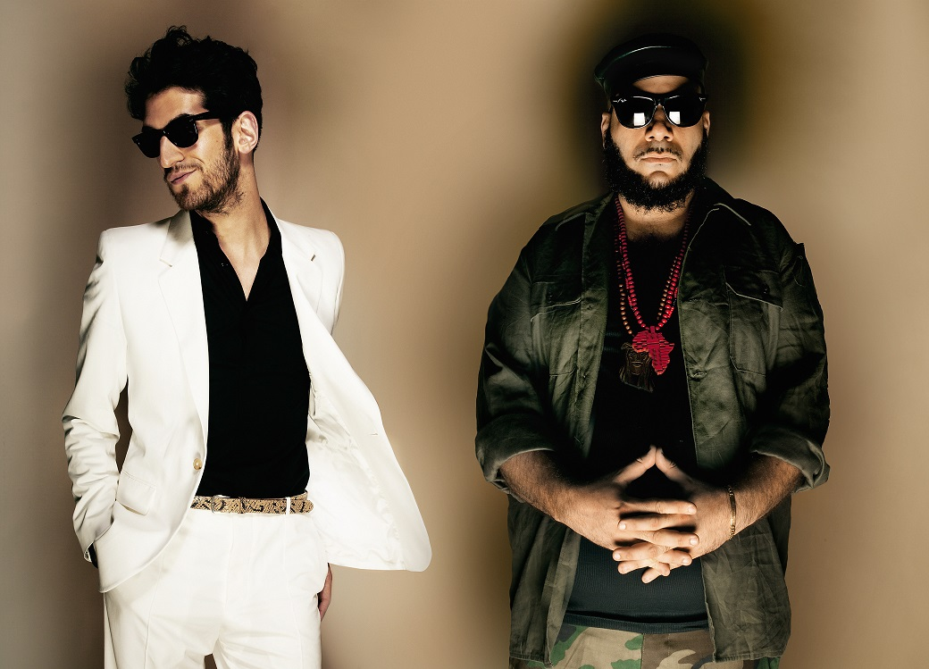 Chromeo, Looking Over Your Shoulder, White Women, New Album