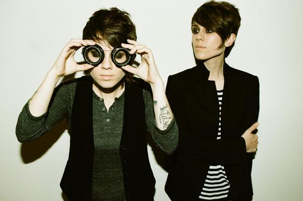 Tegan and Sarah, Closer, That Girl With Dark Eyes Remix