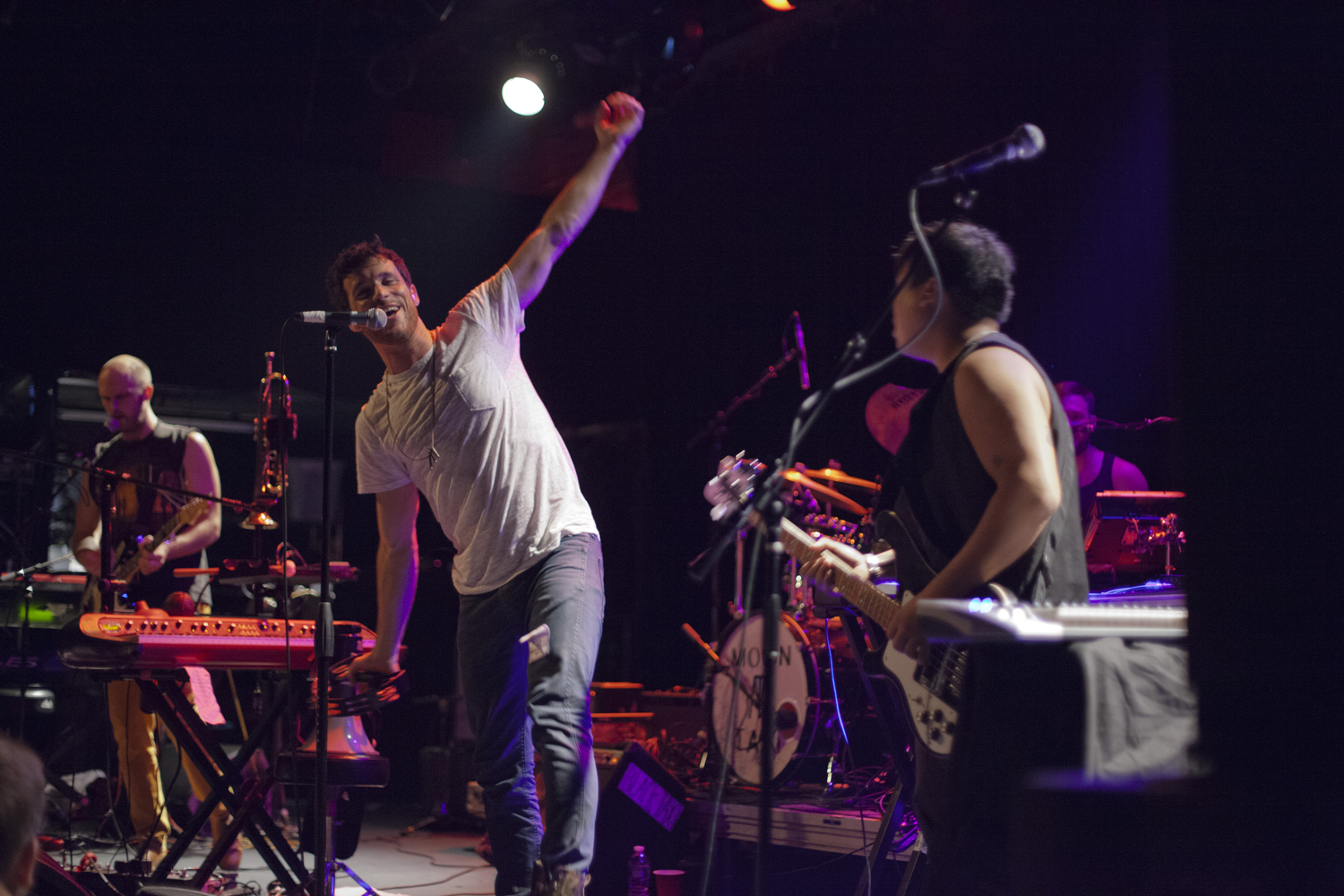 Black Taxi Live at Music Hall of Williamsburg by Kelly Valerius, Panacea3