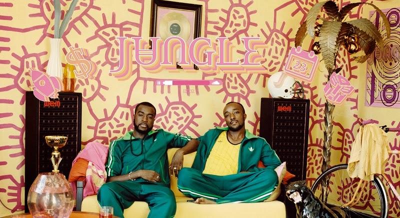 jungle-band